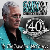 Goin' up Shell Creek (feat. The Travelin' McCourys) by Gary Brewer