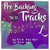 Pro Backing Tracks L, Vol.22 by Pop Music Workshop