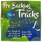 Pro Backing Tracks L, Vol.21 by Pop Music Workshop
