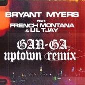 Gan-Ga (Uptown Remix) by Bryant Myers