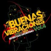 Buenas Vibraciones, Vol. 4 by Various Artists
