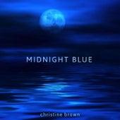 Midnight Blue de Christine Brown
