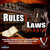 Rules & Laws Riddim by Various Artists