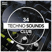 Techno Sounds Club de Various Artists