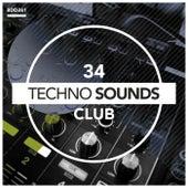 Techno Sounds Club von Various Artists