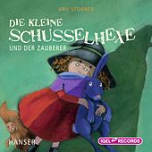 Die kleine Schusselhexe und der Zauberer by Anu Stohner