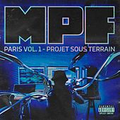 MPF Paris, Vol. 1: Projet sous terrain de Various Artists
