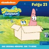 Folge 21 (Das Original-Hörspiel zur TV-Serie) von SpongeBob Schwammkopf