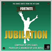 Jubilation Dance Emote (From