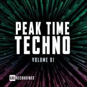 Peak Time Techno, Vol. 01 de Various Artists