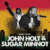 Reggae Legends de John Holt