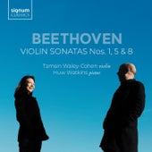 Beethoven: Violin Sonatas Nos. 1, 5 & 8 de Tamsin Waley-Cohen