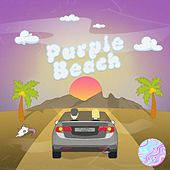 Purple Beach by Flatlinerz