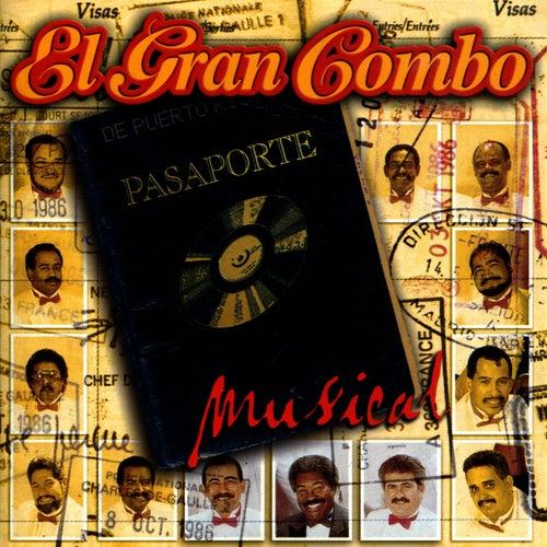 Pasaporte Musical by El Gran Combo De Puerto Rico