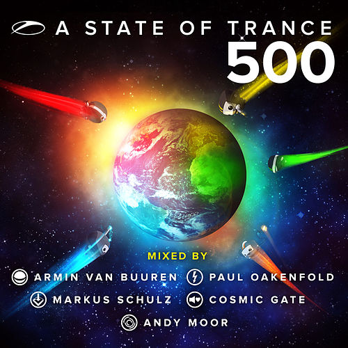 A State Of Trance 500 by Various Artists