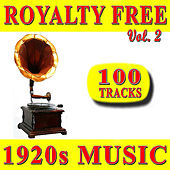 Royalty Free 1920s Music, Vol. 2 (Special Edition) by 1920s Music Firm