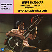 Raga Khamaj / Raga Lalit von Ravi Shankar