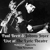 Live At The Lyric Theatre by Paul Brett