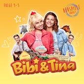 Hörspiele zur Serie (Staffel 1, Episode 1-5) von Bibi & Tina