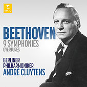 Beethoven: Symphonies & Overtures de André Cluytens