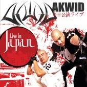 Live In Japan de Akwid