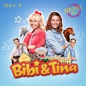 Hörspiele zur Serie (Staffel 1, Episode 6-10) von Bibi & Tina