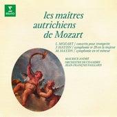 L. Mozart, J. & M. Haydn: Les maîtres autrichiens de Mozart de Jean-François Paillard