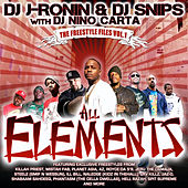 All Elements: The Freestyle Files, Vol. 1 di DJ J- Ronin