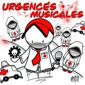 Urgences musicales (feat. Greenfinch, Swift Guad, Saligo, Dah Conectah, Nano, Dooz Kawa, Davodka, Demi Portion & Degiheugi) de Dooz Kawa