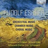 Escher: Orchestral, Chamber and Choral Music von Concertgebouw Orchestra of Amsterdam