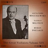 The Great Violinists, Vol. 14 by Various Artists