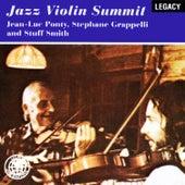 Jazz Violin Summit fra Jean-Luc Ponty