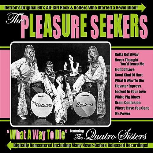 What a Way to Die by Pleasure Seekers