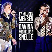 17 Miljoen Mensen (Live @538 in Ahoy) van Davina Michelle