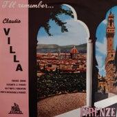 Firenze di Claudio Villa