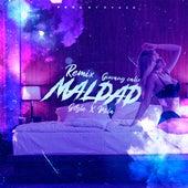 Maldad (Remix) de Giovany Calix Music