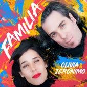 Familia de Olivia y Jerónimo