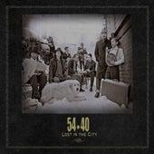 Lost In The City de 54-40