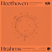 Beethoven: Violin Sonata No. 8 in G Major, Op. 30 - Brahms: Violin Sonata No. 1 in G Major, Op. 78 von Henryk Szeryng