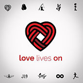 Love Lives On by Various Artists