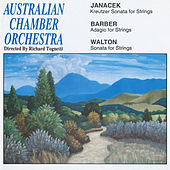 Janacek: Kreutzer Sonata for Strings / Barber: Adagio for Strings / Walton: Sonata for Strings by Australian Chamber Orchestra