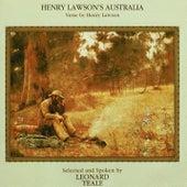 Henry Lawson's Australia: Verse by Henry Lawson by Leonard Teale