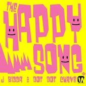 The Happy Song (feat. Dot Dot Curve) - Single by J Bigga
