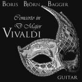 Antonio Vivaldi: Chamber Concerto In D Major (Arr. For Guitar) de Boris Björn Bagger