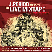 The Live Mixtape [Top 5 MC's Edition] de J. Period