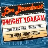 31st December 1985 Filmore Auditorium, San Francisco CA de Dwight Yoakam