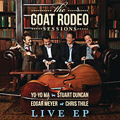 The Goat Rodeo Sessions Live EP de Yo-Yo Ma