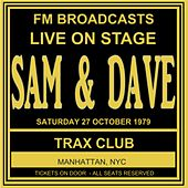 On Stage FM Broadcasts von Sam and Dave