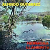 Hermosa llanerita de Alfredo Gutierrez