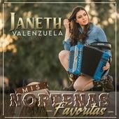 Mis Norteñas Favoritas de Janeth Valenzuela